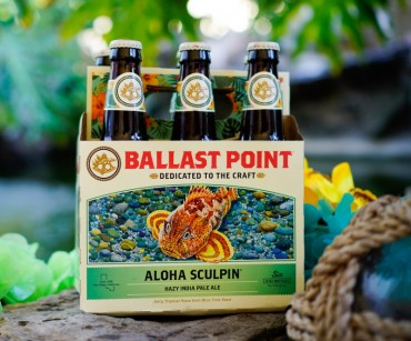 Ballast Point® Releases Aloha Sculpin® IPA Nationwide