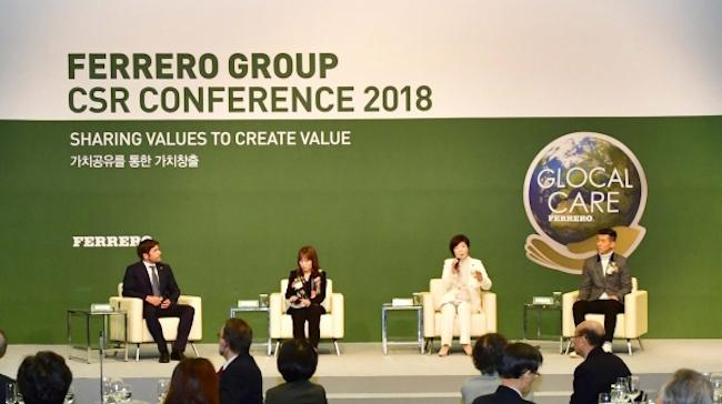 Ferrero Group Pledges Greater Social Responsibility Efforts in S. Korea
