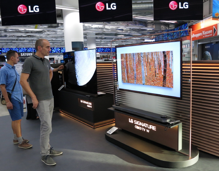LG, Samsung TVs Best for Viewing Super Bowl: Consumer Reports