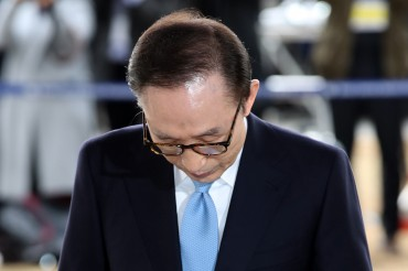 Ex-President Lee Adds Humiliating Last Chapter to His Career with Corruption Investigation