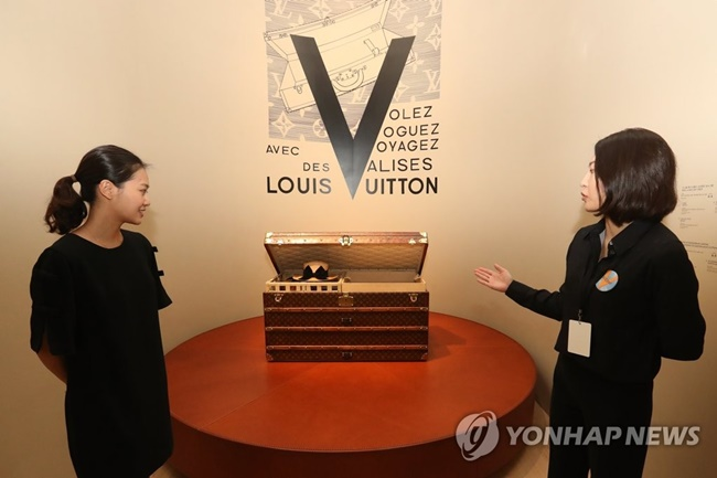 Luxury fashion brands including Louis Vuitton and Hermès have continued to jack up the prices of their products in South Korea, raising eyebrows among consumers. (Image: Yonhap)