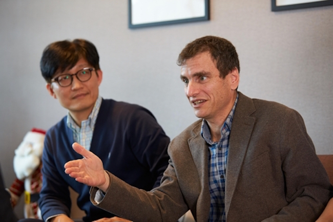 Bradley Tatar, a professor at UNIST and the first non-Korean scholar to analyze Ulsan's whale meat consumption from a social science perspective, introduced his study that was published in journal Marine Policy with the above statement. (Image: UNIST)