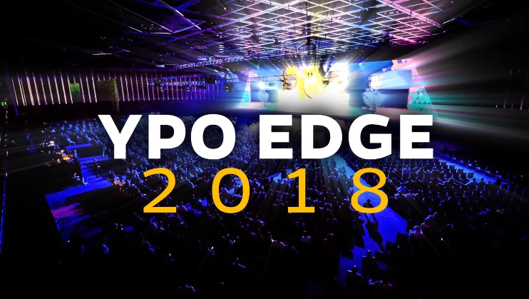 2018 YPO EDGE Delivers Innovative and Transformative Global Idea Exchange