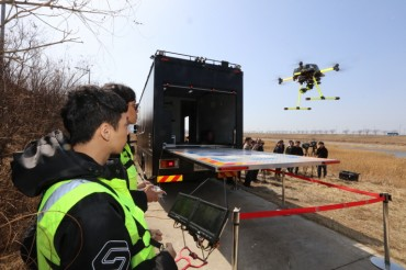 S. Korea to Spend 49 bln Won on Developing Emergency Drones