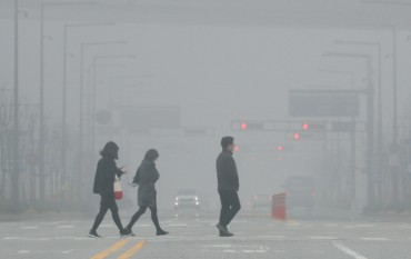 Air Pollution No. 1 Cause of Concern for S. Koreans: Report