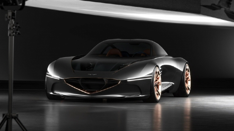 Genesis Chief Pushing for Production of Essentia Concept