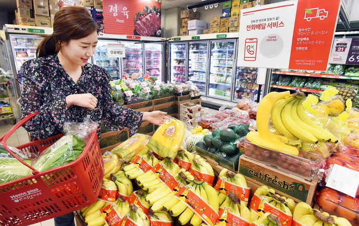 Retail Industry Introduces Fresh Foods Phone Delivery Service: Sources