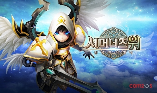 Some of the popular mobile eSports games include Clash Royale by Finnish game maker Supercell, and South Korean RPG game Summoners War, according to the Korea Creative Content Agency (KOCCA)'s latest report on global gaming industry trends.(Image: Com2uS)