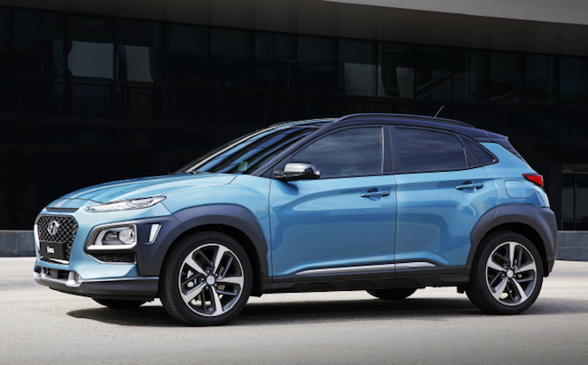 Hyundai Motor Co. and its corporate cousin Kia Motors Corp. posted increased sales of their sport-utility vehicle (SUVs) in the United States last month, though overall number of vehicles sold have not fully recovered, data showed Friday. (Image: Hyundai Motor)