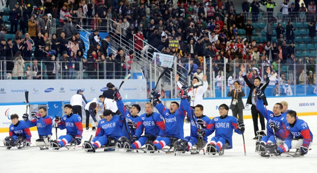 South Korean TV networks are facing criticism over scarce media coverage of the PyeongChang Paralympics. (Image: Yonhap)