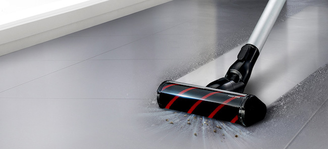 "In June last year, the ""Code Zero A9"" vacuum cleaner was launched in the domestic market where about 700,000 wireless vacuum cleaners are sold annually, LG Electronics said in a statement. (Image: LG Electronics)"