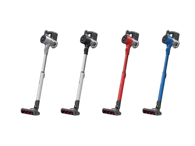 LG Electronics Co., South Korea's second-largest electronics company by sales, said Sunday that sales of its new cordless vacuum cleaner exceeded 200,000 units since its launch eight months ago. (Image: Yonhap)