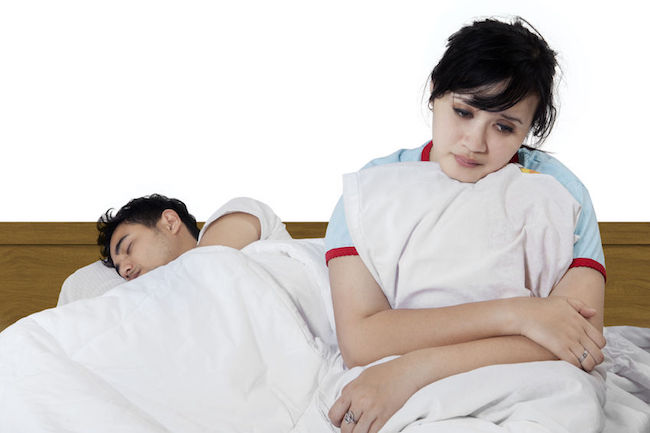 Partners resisting sexual advances also contributed to stress, as 15.4 percent of patients and 22 percent of spouses reported encountering difficulties due to rejection. (Image: Korea Bizwire)