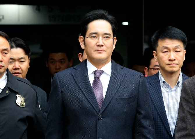 Samsung's Heir to Resume Activities Next Month