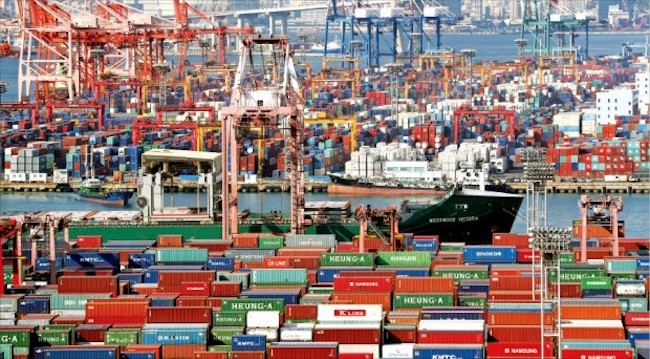 Vietnam is expected to outstrip the United States as South Korea's second-largest export destination in 2020 thanks to a bilateral free trade deal, a report said Tuesday. (Image: Yonhap)