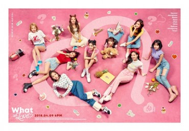 K-pop Act TWICE to Make Comeback with 5th EP Next Month