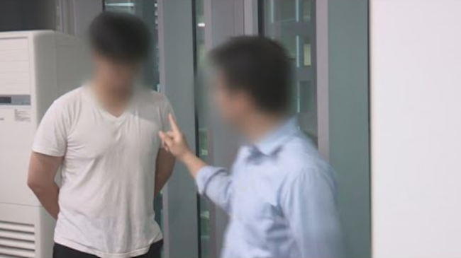 Six out of ten South Koreans report having suffered from violence and verbal abuse at the hands of superiors or colleagues in the workplace in the past five years. (Image: Yonhap)