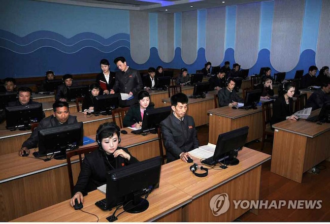 Google Most Used Internet Search Engine in N. Korea: Report