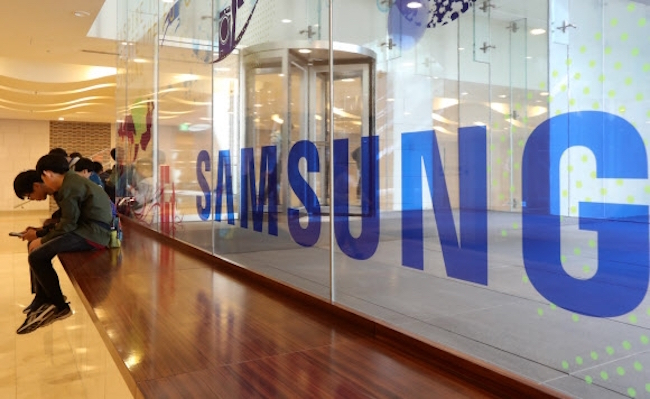 Samsung Electronics Co. is focusing on expanding its patent holdings in the United States, industry sources said Friday, amid intensifying industrywide intellectual property rights disputes. (Image: Yonhap)