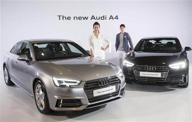EVs to Make Up Quarter of Audi VW Sales in S. Korea by 2020
