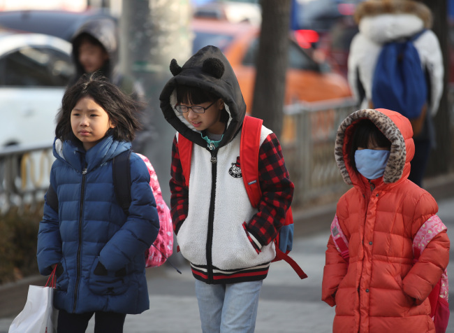 "This marks the first time a municipality in South Korea is implementing what is an ""environmental disease treatment project"" for young asthma patients from economically disadvantaged backgrounds. (Image: Yonhap)"