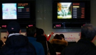 Viewership of Korean Films Soars 81.1 Pct in March