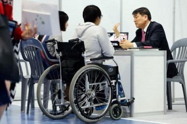 Disabled Make Up Smaller Percentage of Workforce at Larger Firms