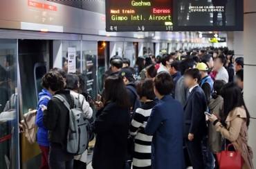 Hongik University Station Top Location for Illicit Filming of Women