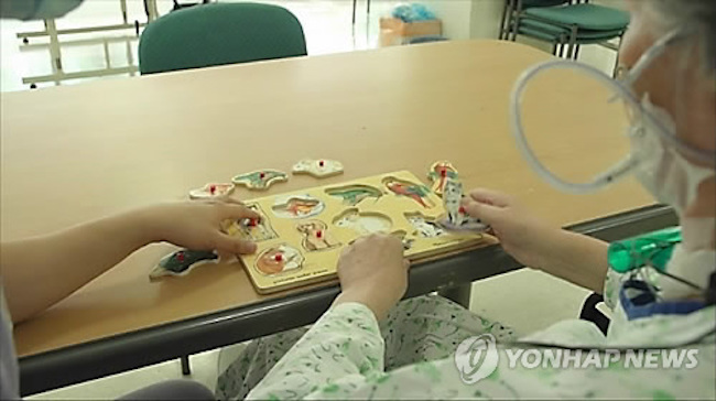 Rather than the sleeping patterns having a direct impact on psychological health, it has been interpreted that the patterns themselves are outwardly manifesting indicators of declining cognitive function. (Image: Yonhap)