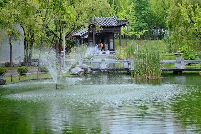 Hyowon Park in Suwon (Image: Gyeonggi Tourism Organization)