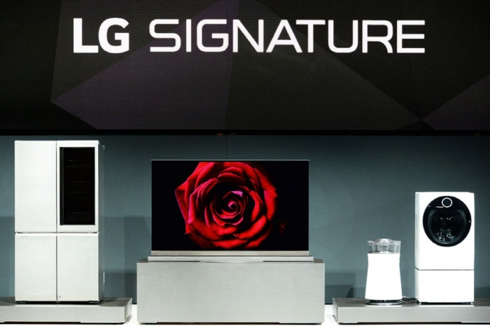 LG Joins with Italian Furniture Firm for IoT Experience