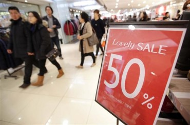 Consumption in South Korea Plunged to a New Low Last Year