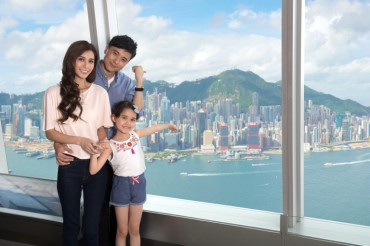 sky100 Hong Kong Observation Deck Celebrates its 7th Anniversary with Offers for All Visitors