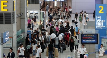 Outbound South Korean Female Travelers Outstrip Men