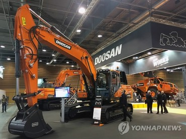 Doosan Heavy Q1 Net Profit Down 38% on Foreign Exchange Loss