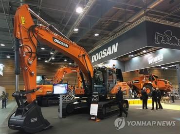 Doosan Heavy Q1 Net Profit Down 38% on Foreign Exchange Loss