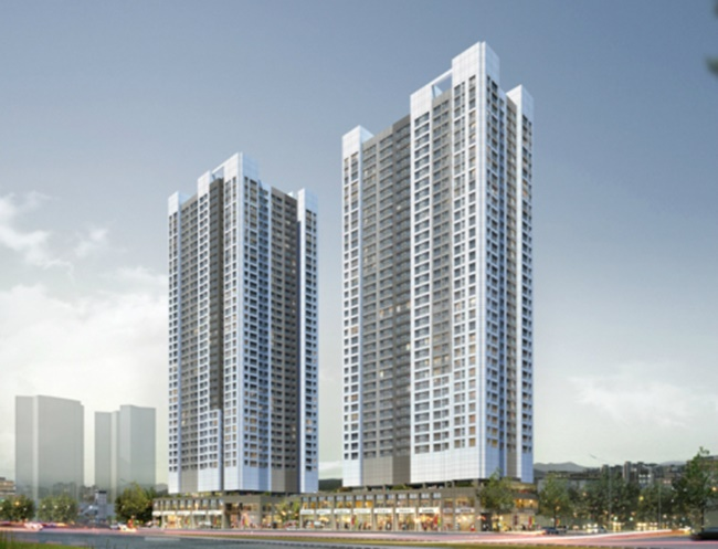 The Seoul Metropolitan Government is undertaking a housing project near Yeongdeungpo-gu Office Station which will see two 19-storey buildings with five underground floors erected to provide affordable housing for young people. (Image: Seoul Metropolitan Government)