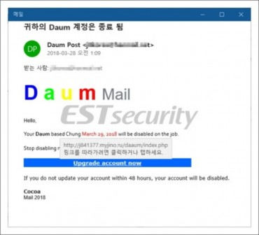 Hackers Attack Portal Users with Phishing Emails for Passwords, Personal info
