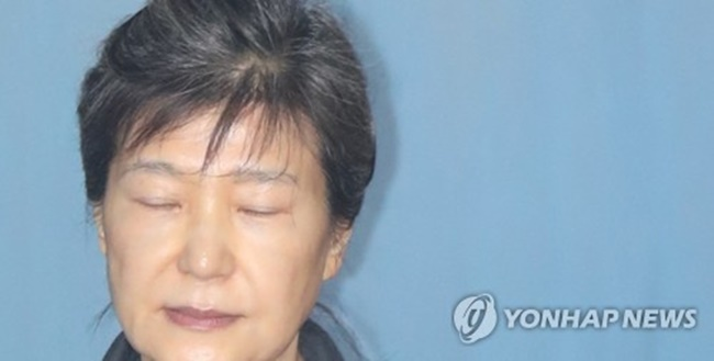 Ousted Leader Park Gets 24 Years in Prison