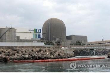 S. Korea OKs Restart of Nuclear Reactor