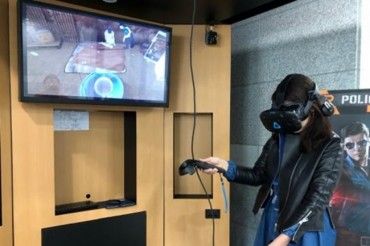 South Korean Police Unveil Virtual Reality Training Program