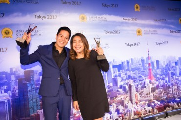 Winners in 2018 Asia-Pacific Stevie® Awards Announced
