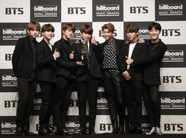 BTS to Perform New Song at Billboard Music Awards Next Month