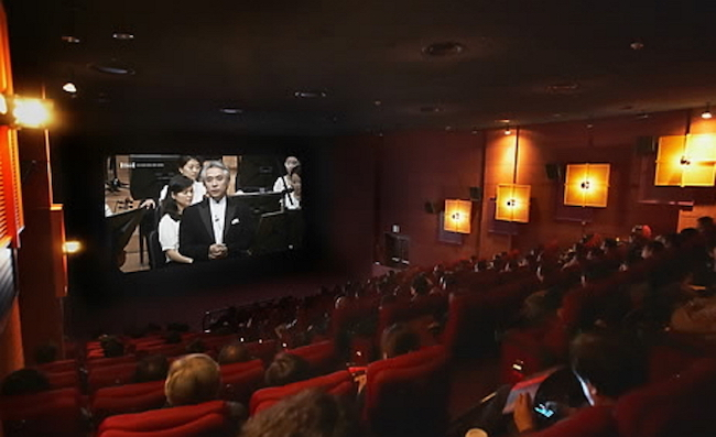 With 50 percent market share, CJ CGV is the largest movie theater chain in the country. (Image: Yonhap)