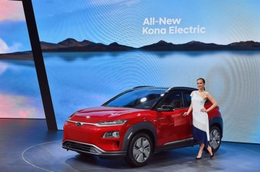 Hyundai, Kia Eco-friendly Car Sales Jump 2.1-fold This Year