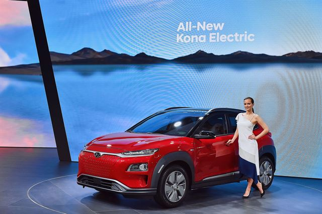Hyundai, Kia Beat Volkswagen in EV Sales Last Year