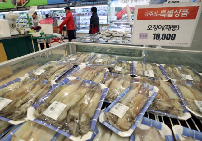 Why Has Squid Become So Expensive in Korea?