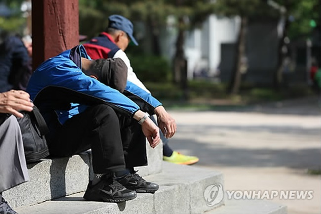 A total of 1,470 cases of elder abuse were reported to the two elder protection centers operated by the Seoul Metropolitan Government last year, with 440 cases having been confirmed, local authorities said on Monday. (Image: Yonhap)