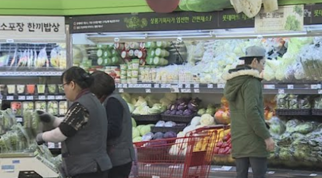 Elderly South Koreans Most Dissatisfied with Income, Consumer Life