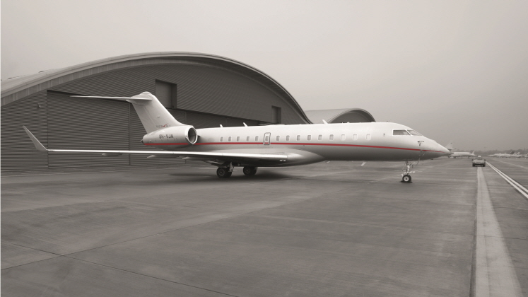 VistaJet Consolidates Its Global Leading Position and Grows 22% in 2017